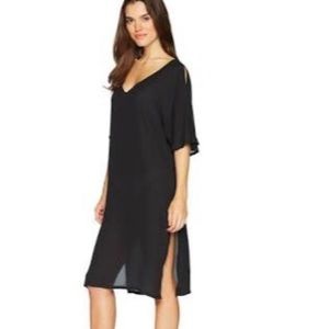 Kenneth Cole casual cover up